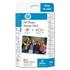 HP 57 Series Photo Starter Pack-60 sht/10x15 cm plus tab
